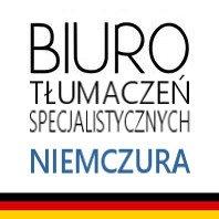 Biuro Tłumaczeń Specjalistycznych Niemczura